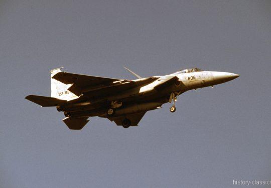 Japanische Luftwaffe JASDF Mitsubishi F-15J Eagle