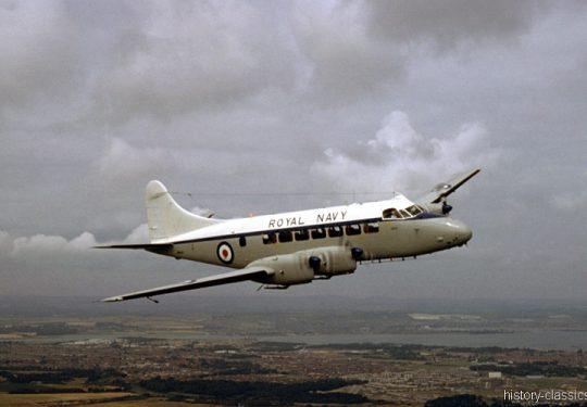 ROYAL AIR FORCE de Havilland DH.114 Heron