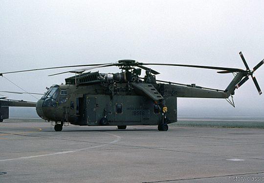 US ARMY / United States Army Sikorsky CH-54B Tarhe / S-64 Skycrane