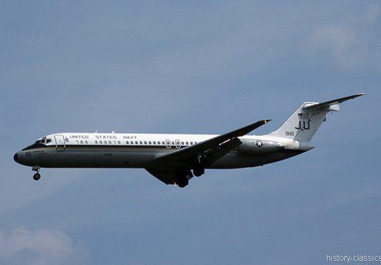 US NAVY / United States Navy McDonnell Douglas C-9 Skytrain II