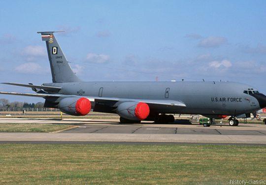 USAF United States Air Force Boeing KC-135Q Stratotanker
