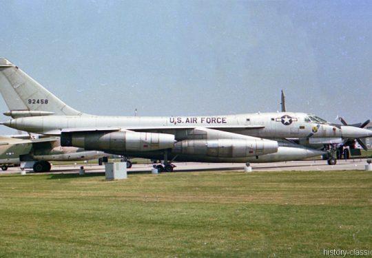 USAF United States Air Force Convair B-58 Hustler