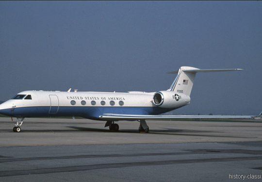USAF United States Air Force Gulfstream C-37