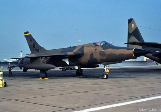 USAF United States Air Force Republic F-105D Thunderchief