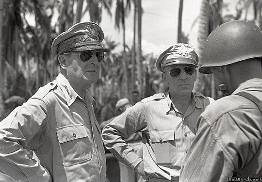 2. Weltkrieg USA Asien / Pazifik - US General Douglas MacArthur