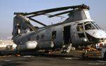 USMC United States Marine Corps Boeing-Vertol CH-46E Sea Knight