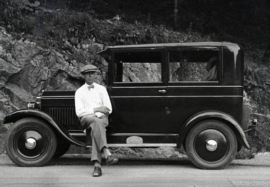 Opel 4/16 - Baujahr 1925 bis 1926