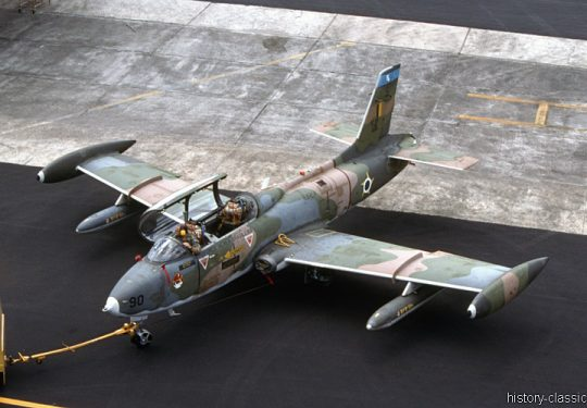 Brasilianische Luftwaffe / Força Aéra Brasileira Embraer AT-26 Xavante