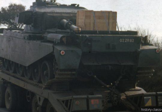 BRITISH ARMY Panzertransporter M19 / Tank Transporter M19 & Infantry Tank Centurion