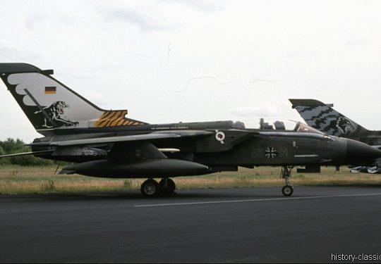 Bundeswehr Luftwaffe Panavia Tornado