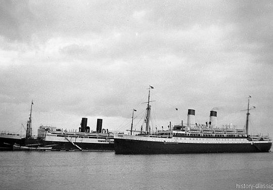 Deutsches Reich Passagierschiff der Monte-Klasse - Monte Pascoal