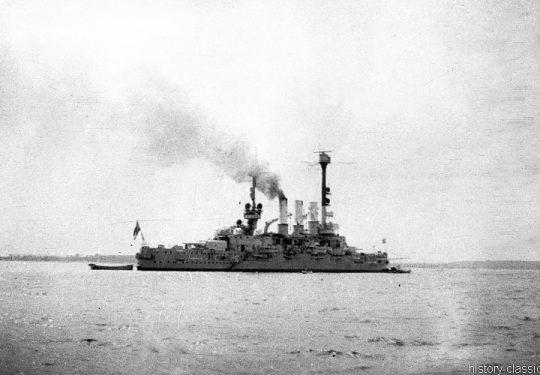 Deutsches Reich Reichsmarine Linienschiff Deutschland-Klasse