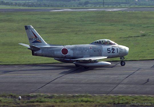 Japanische Luftwaffe JASDF North American F-86F Sabre