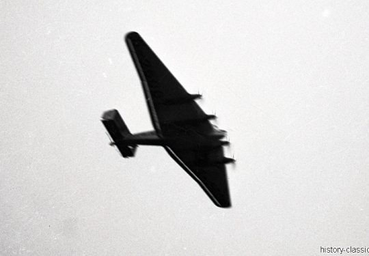 Junkers Flugzeugwerk AG Groß-Verkehrsflugzeug Junkers G 38
