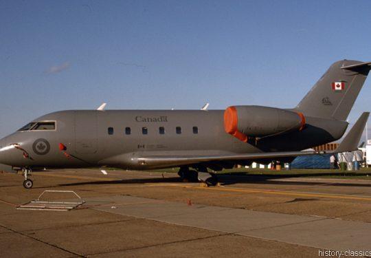 RCAF Royal Canadian Air Force Canadair CC-144 Challenger