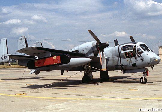 US ARMY / United States Army Grumman OV-1D Mohawk