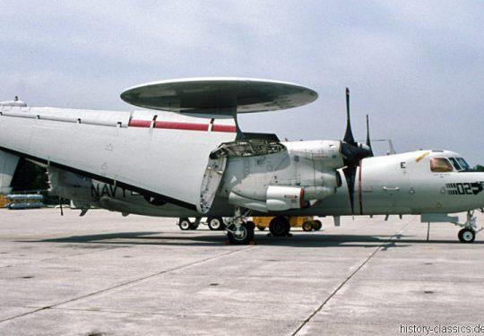US NAVY / United States Navy Grumman E-2C Hawkeye