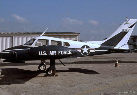 USAF United States Air Force Cessna 310 / U-3B