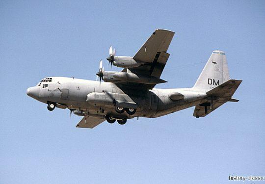 USAF United States Air Force Lockheed EC-130H Hercules