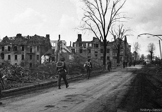 2. Weltkrieg Kanada Europa – Kanadische Armee / Canadian Army Armée Canadienne - Frankreich / France