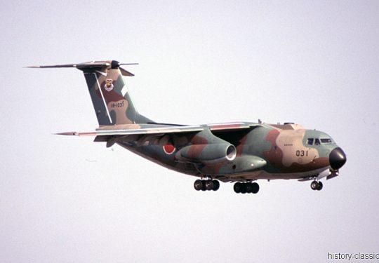 Japanische Luftwaffe JASDF Kawasaki C-1