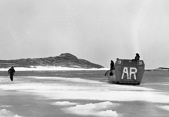 Operation Deep Freeze I – 1955 / 1956 – USA Task Force 43