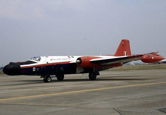Royal Aircraft Establishment RAE English Electric Canberra B.6