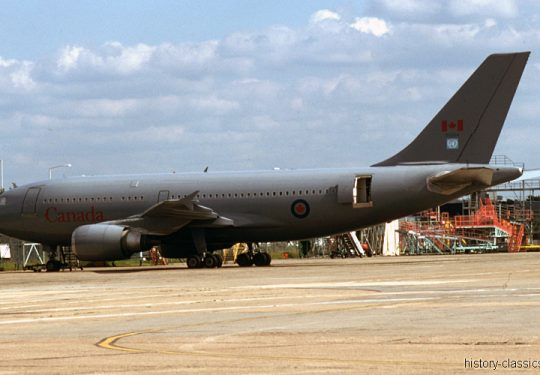 RCAF Royal Canadian Air Force Airbus CC-150 Polaris