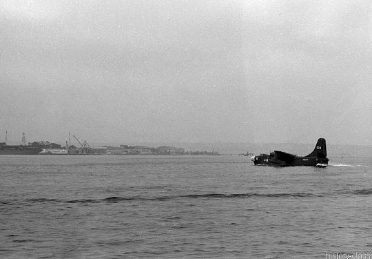 US NAVY / United States Navy Martin P5M-1 Marlin