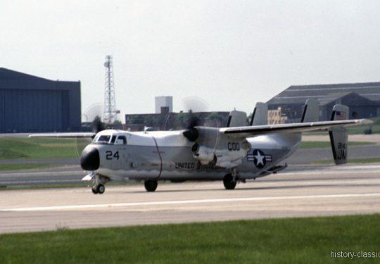US NAVY / United States Navy Grumman C-2A