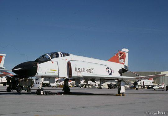 USAF United States Air Force McDonnell Douglas NF-4C Phantom II