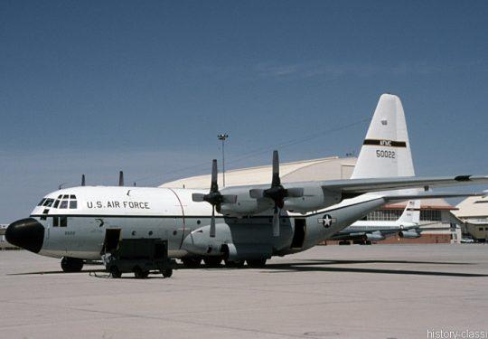 USAF United States Air Force Lockheed NC-130A Hercules