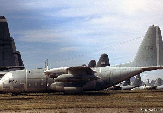 USMC United States Marine Corps Lockheed KC-130F Hercules