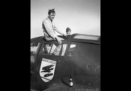 Wehrmacht Luftwaffe Heinkel He 111 H6 - Kamfpgeschwader 53 - Legion Condor