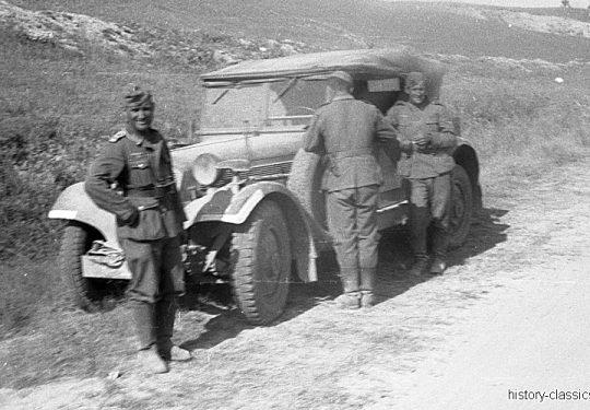 Wehrmacht Heer / Luftwaffe  Adler 3 GD