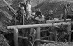 2. Weltkrieg Wehrmacht Heer – Vergraben tief im Niemandsland der Ostfront