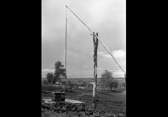 2. Weltkrieg Wehrmacht Heer – Stellungskrieg im Niemandsland der Ostfront