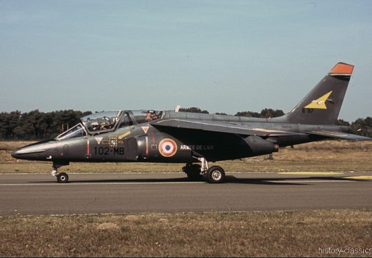 Französische Luftwaffe / French Air Force / l'Armée de l'Air Dassault/Dornier Alpha Jet