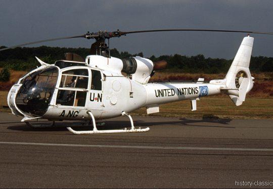 Französisches Heer / French Land Forces (Army) / Armée de terre Aérospatiale SA 341 Gazelle