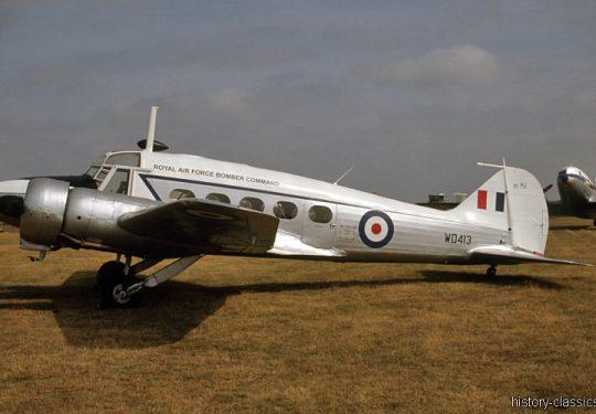 ROYAL AIR FORCE Avro Anson C1