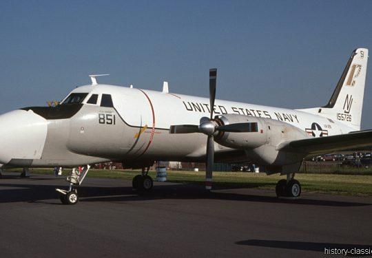 US NAVY / United States Navy Grumman TC-4C Academe