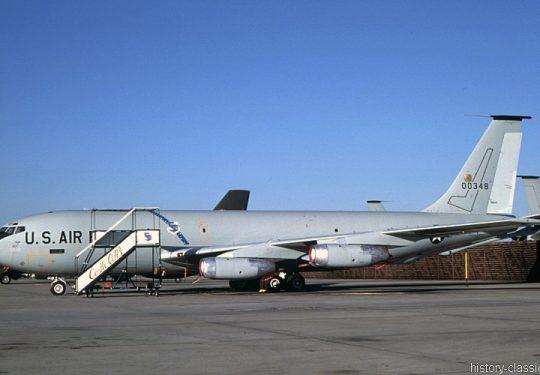 USAF United States Air Force Boeing KC-135A Stratotanker