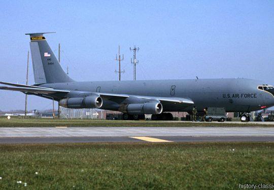 USAF United States Air Force Boeing KC-135T Stratotanker