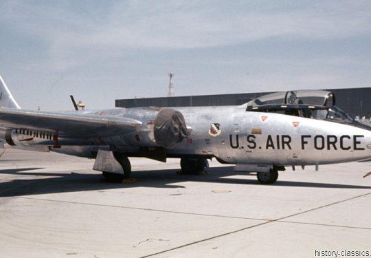 USAF United States Air Force Martin B-57B Canberra