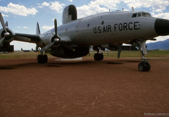USAF United States Air Force Lockheed EC-121T