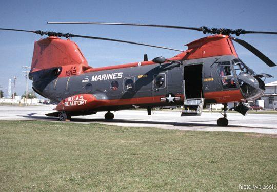 USMC United States Marine Corps Boeing-Vertol HH-46D