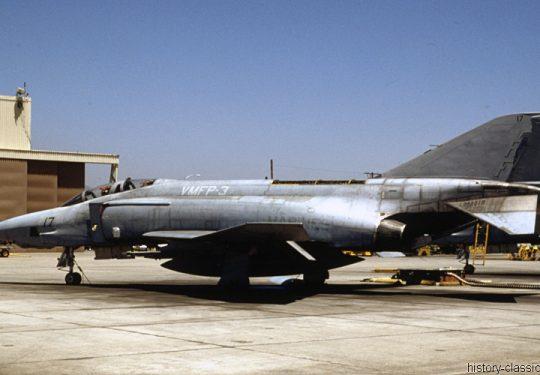USMC United States Marine Corps McDonnell Douglas RF-4C Phantom II