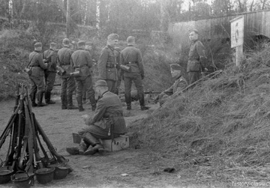 Wehrmacht Heer / Luftwaffe Maschinengewehr MG 34