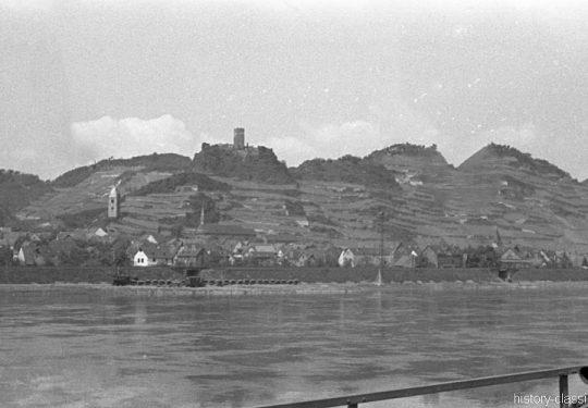 2. Weltkrieg Wehrmacht Europa – Entspannung auf dem Rhein vor dem Einmarsch und Besetzung Frankreich