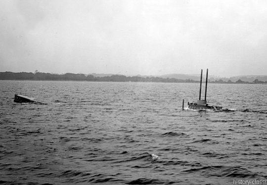 Kaiserliche Marine Uboot / U-Boot SM U 6